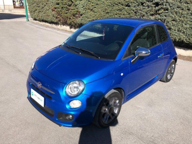 """Fiat 500 usata 1.2 """"S"""" a benzina Rif. 9712959"""