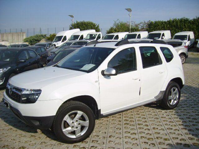 Dacia Duster usata 1.5 dci Laureate 4x2 110cv my13  1.5 dci Laureate diesel Rif. 10666305