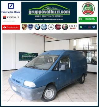 FIAT Scudo 1.9 Diesel Furgone Usata