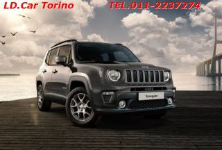 JEEP Renegade 2.0 Mjt 140CV 4WD LOW AT9 LIMITED MY19 Km 0