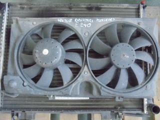 MERCEDES-BENZ E 290 VENTROLE RADIATORE Usata