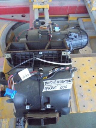 PEUGEOT 206 MOTOVENTILATORE P.206 Usata