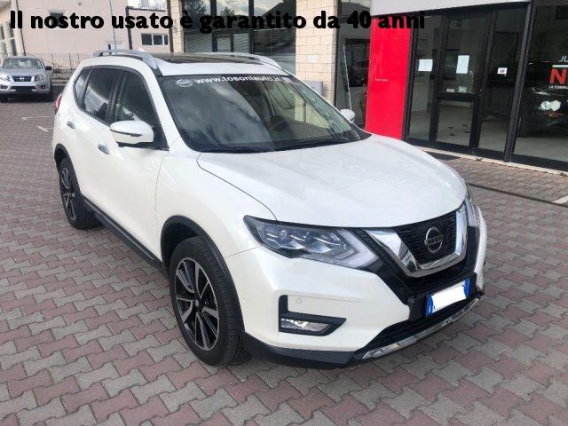 Nissan X-trail 1.6 DIG-T 2WD Tekna