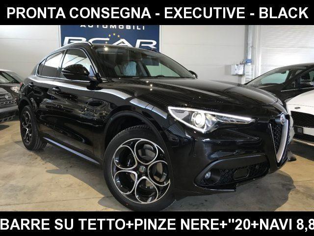 "Alfa Romeo Stelvio km 0 2.2 Turbodiesel 210 CV AT8 Q4 Executive +Cerchi""20 diesel Rif. 9784581"