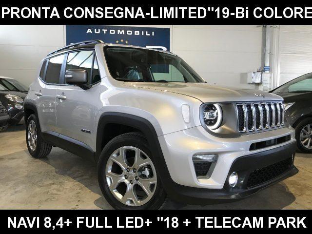 Jeep Renegade km 0 1.0 T3 Limited My19 +Full LED+Navi 8.4+BI COLOR a benzina Rif. 9784584