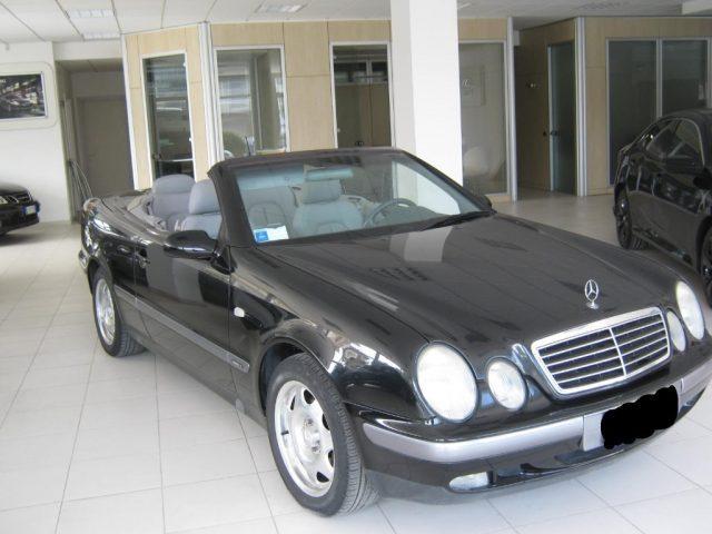 MERCEDES-BENZ CLK 200 cat Cabriolet Elegance CAMBIO AUTOMATICO