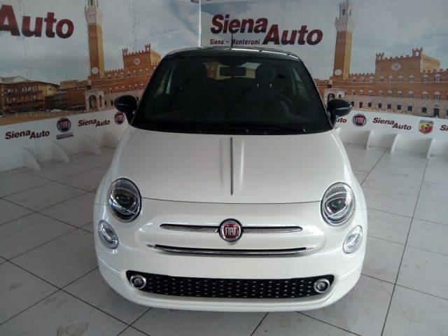 Fiat 500 nuova 1.2 69CV 120° a benzina Rif. 9824791