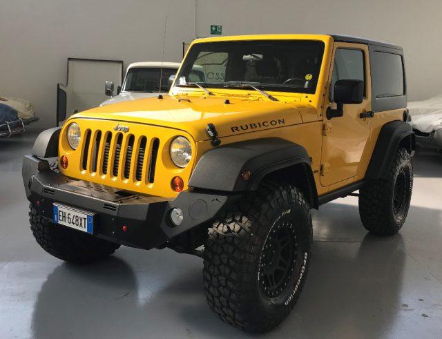Jeep Wrangler usata 2.8 CRD DPF Rubicon ROCK'S EDITION diesel Rif. 9816871