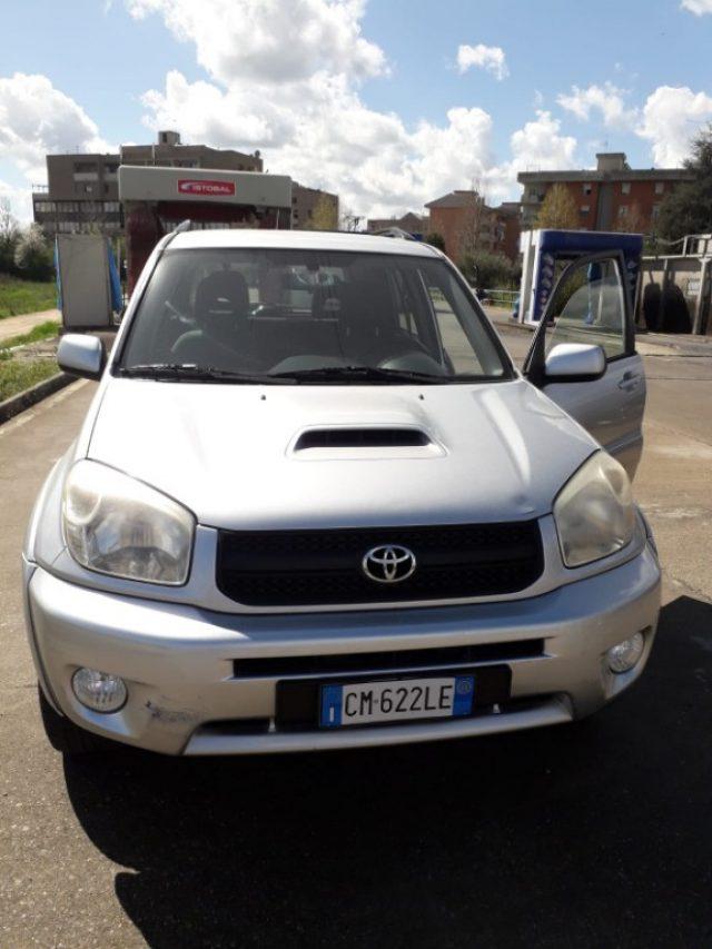 Toyota Rav 4 usata RAV4 2.0 Tdi D-4D cat 5 porte Sol diesel Rif. 10648883