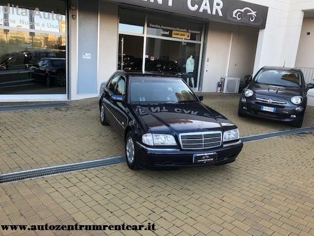 Mercedes-benz usata cat Elegance Selection 1.8 122cv Automatica a benzina Rif. 9839464