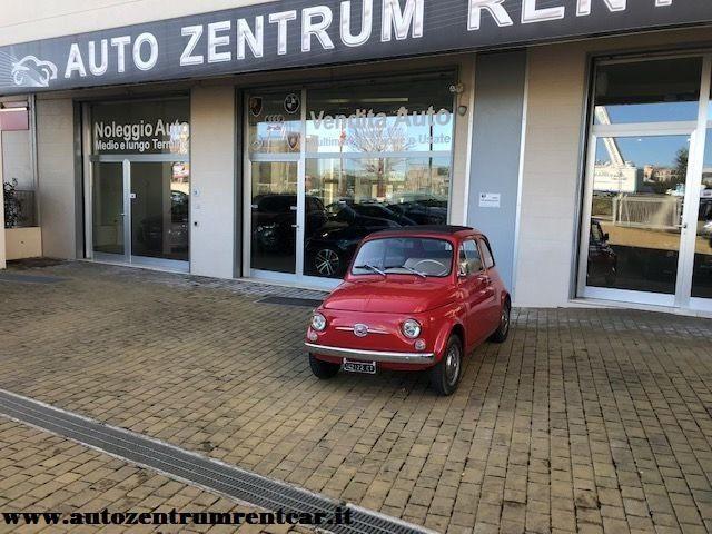 Fiat 500 usata Nuova 500 a benzina Rif. 9839467