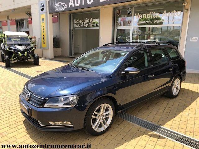 Volkswagen usata Var. 1.6 TDI BlueMotion Tech.Navi Full diesel Rif. 9839483
