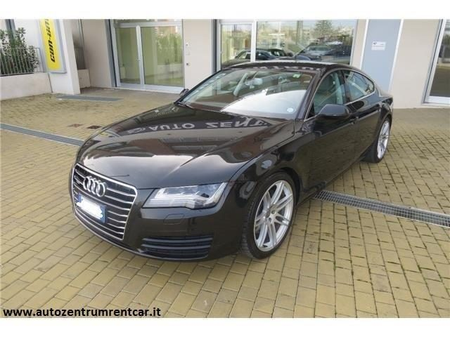 Audi A7 usata SPB 3.0 TDI 245 CV quattro S LINE,NAVI,LED,PELLE diesel Rif. 9839470