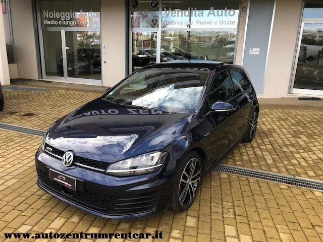 Volkswagen usata GTD 2.0 TDI 184cv DSG 5p.Tetto Navi Full diesel Rif. 9839474