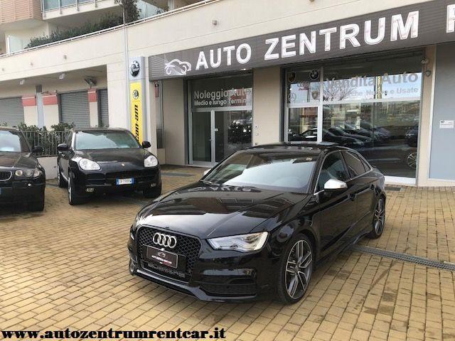 Audi S3 usata SPB 2.0 300cv TFSI quattro S tronic Tetto Pelle a benzina Rif. 9839485