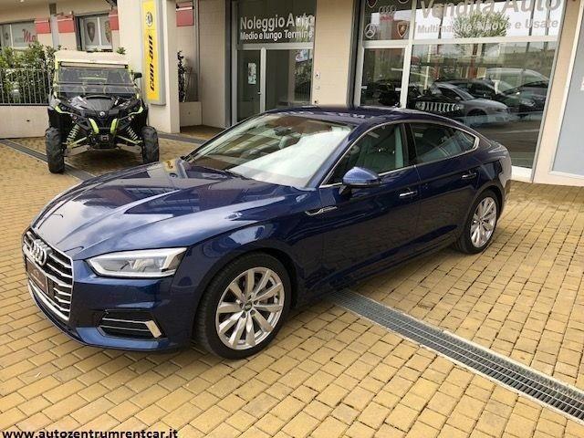 Audi A5 usata SPB 2.0 TDI 190 CV S tronic NAVI,XENO,FULL diesel Rif. 9839482