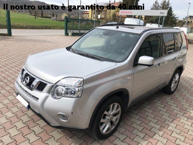 Nissan X-trail 2.0 dCi 150CV n-tec