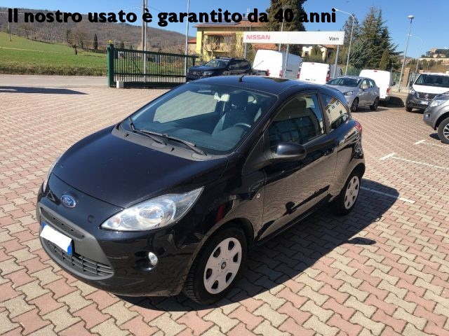FORD Ka Nero pastello