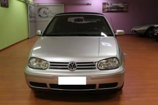 VOLKSWAGEN Golf Cabriolet 1.9 TDI/90 CV Trendline Usata