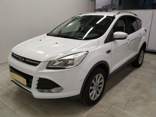 Ford Kuga usata 2.0 tdci Titanium 4wd s e s 150cv E6  2.0 tdci Ti diesel Rif. 10666400