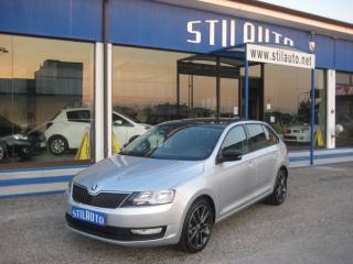 SKODA Rapid Spaceback 1.4 TDI 90 CV Design Edition Usata
