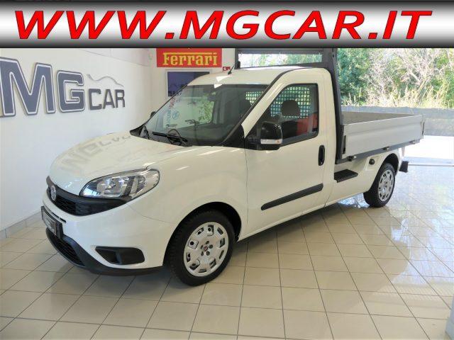 Fiat Doblo usata 1.3 MJT 90 CV Cassonato Work-Up TEL-CRUISE-GANCIO diesel Rif. 9844895