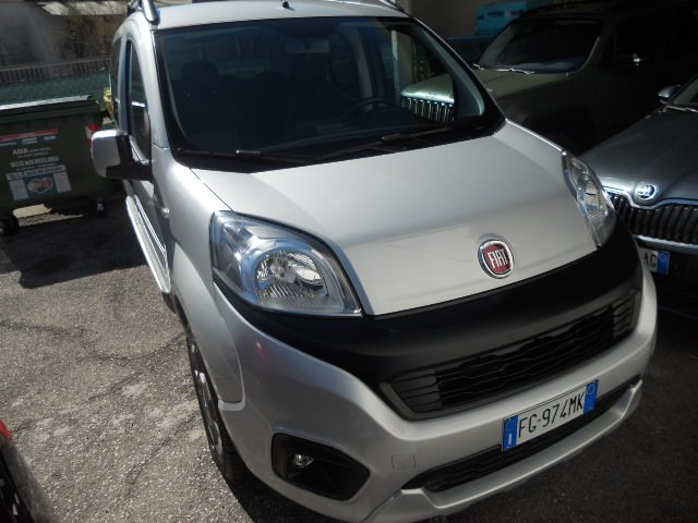 Fiat Qubo usata 1.3 MJT 80 CV Trekking diesel Rif. 9851603