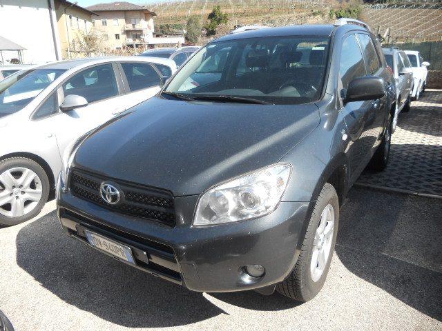 Toyota Rav 4 usata RAV4 2.2 D-4D 136 CV DPF Sol diesel Rif. 9851604