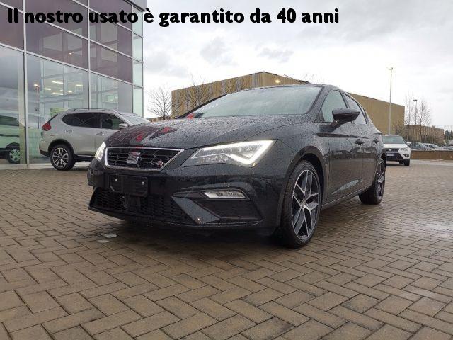 Seat Leon usata 1.5 EcoTSI 5p. FR a benzina Rif. 9844030