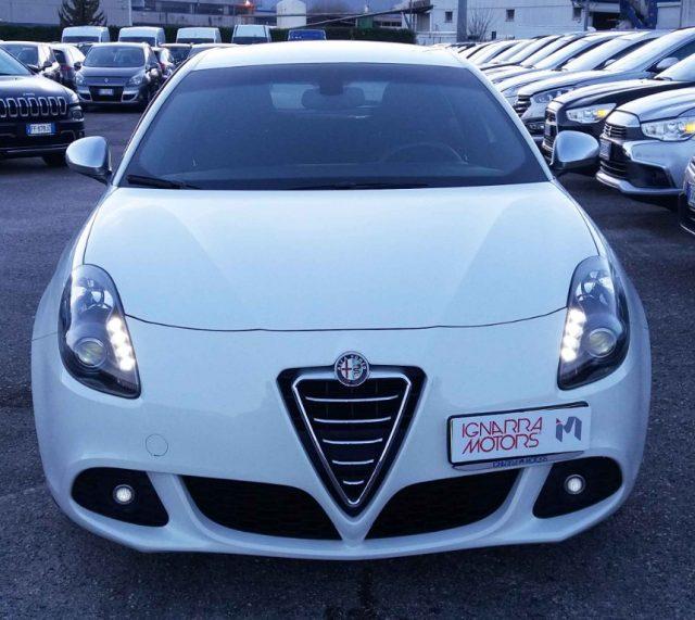 Alfa Romeo Giulietta usata 1.4 Turbo Multiair Distinctive 170cv a benzina Rif. 9861677