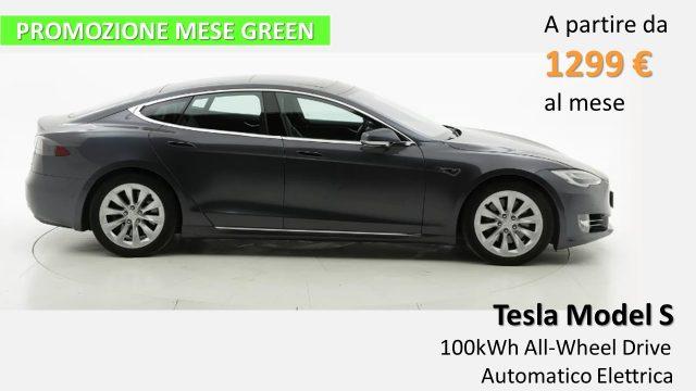 Tesla Model S nuova 100kWh All-Wheel Drive elettrica Rif. 9857059
