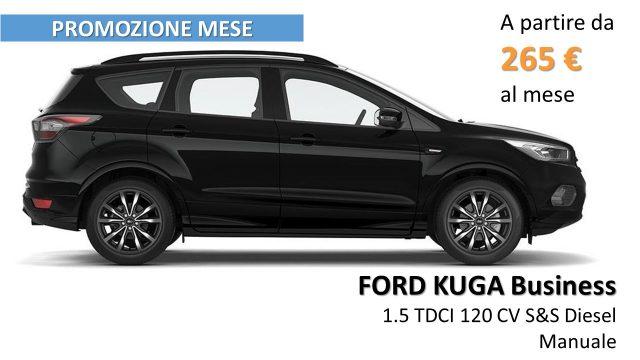 Ford Kuga nuova 1.5 TDCI 120 CV S&S 2WD Business - PROMOZIONE diesel Rif. 9857058