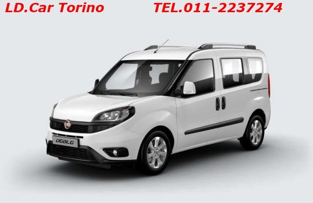 Fiat Doblo km 0 1.4 T-JET 120 CV Lounge a benzina Rif. 9856169