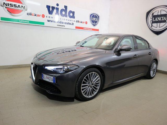 "Alfa Romeo Giulia 2.2 Turbodiesel 180 CV AT8 Super XENO LED LEGA 18"""