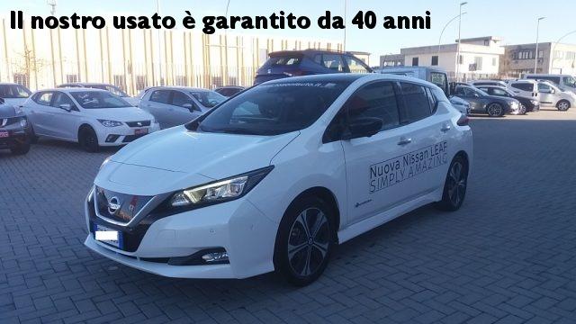 Nissan Leaf usata Tekna 40 kw, batterie di proprietà elettrica Rif. 9866565