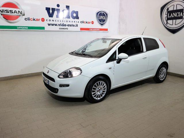 Fiat Punto 1.3 MJT 75CV 3 porte Van Easy 2 posti E5+