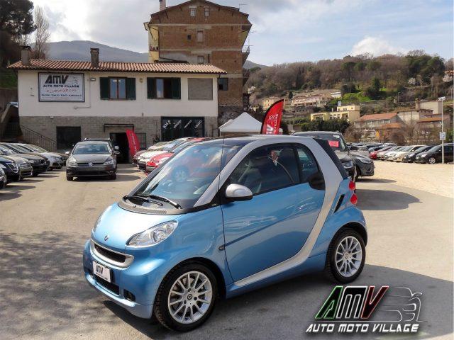 Smart Fortwo usata 800 40 kW coupé passion cdi UNICO PROPRIETARIO diesel Rif. 10582335