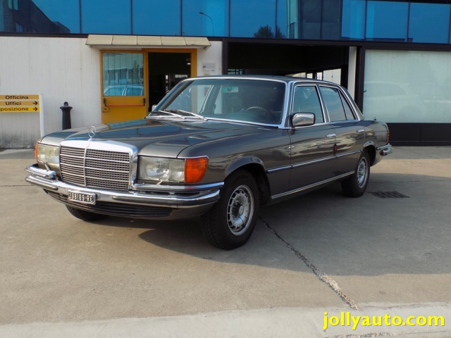 MERCEDES-BENZ 280 Antracite metallizzato