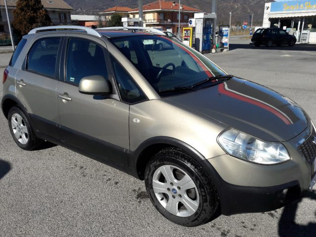Fiat Sedici usata 1.9 MJT 4x4 Dynamic diesel Rif. 9887110