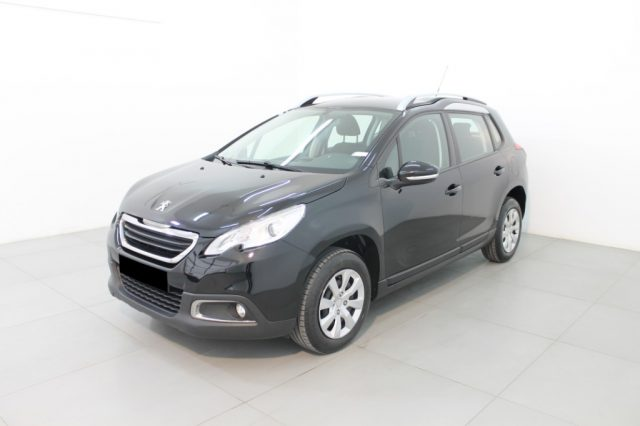 PEUGEOT 2008 Black metallized