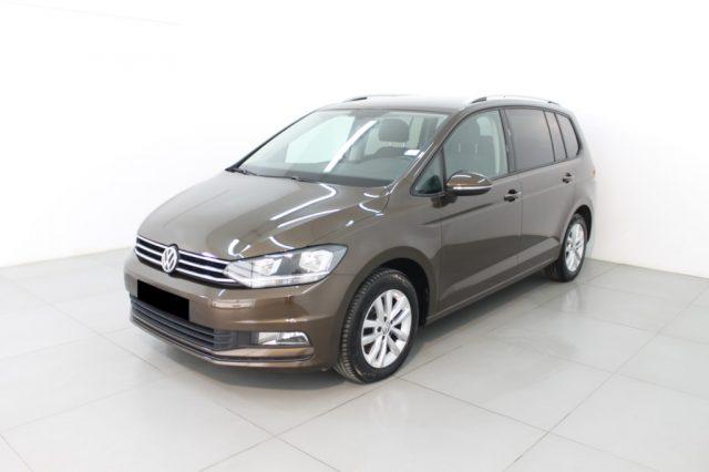 Volkswagen Touran usata 1.6 TDI 115 Cv. DSG Highline 7 Posti diesel Rif. 10584906