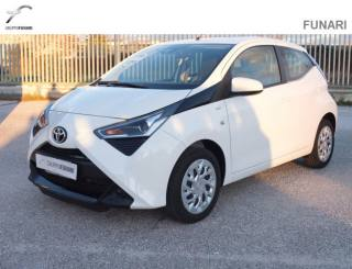TOYOTA Aygo 1.0 VVT-i 72 CV 5p. X-business PLUS Km 0