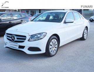 MERCEDES-BENZ C 180 BlueTEC Automatic Business Usata