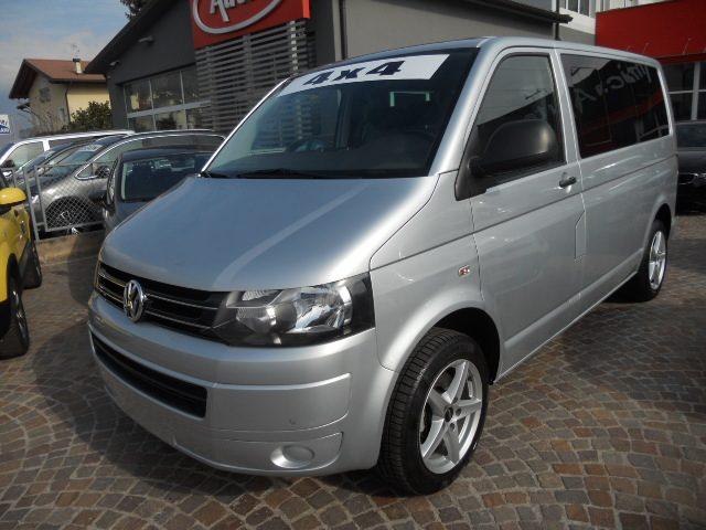 Volkswagen usata 2.0 TDI 140CV 4x4 Startline diesel Rif. 9893093