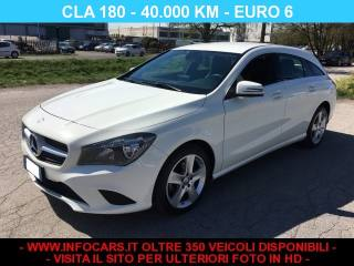 MERCEDES-BENZ CLA 180 D S.W. Business - 40.000 KM Usata