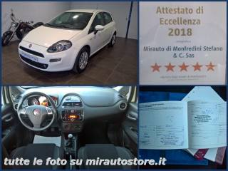FIAT Punto 1.3 MJT II 75 CV 5 Porte Lounge OK NEOPATENTATI Usata