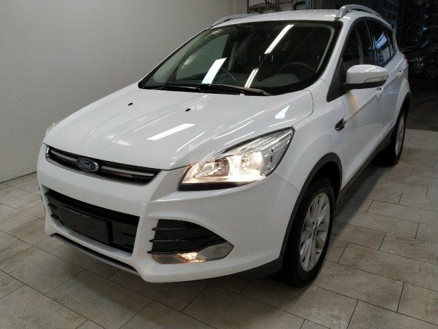 Ford Kuga usata 2.0 tdci Titanium 4wd s e s 150cv E6  2.0 tdci Ti diesel Rif. 10665804