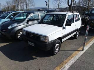 FIAT Panda 1000 I.e. Cat 4x4 Trekking - Pelle - Barre Tetto Usata