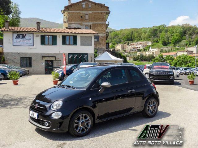 "Fiat 500 usata 1.2 ""S"" 69 Cv SCHERMO 7"" TOUCHSCREEN-PELLE-CERCHI a benzina Rif. 10582218"