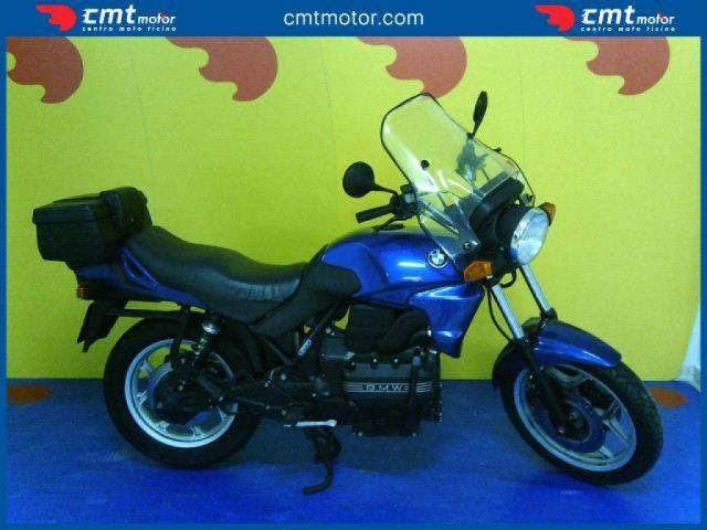 Bmw usata Finanziabile - Blu - 98168 a benzina Rif. 9934362